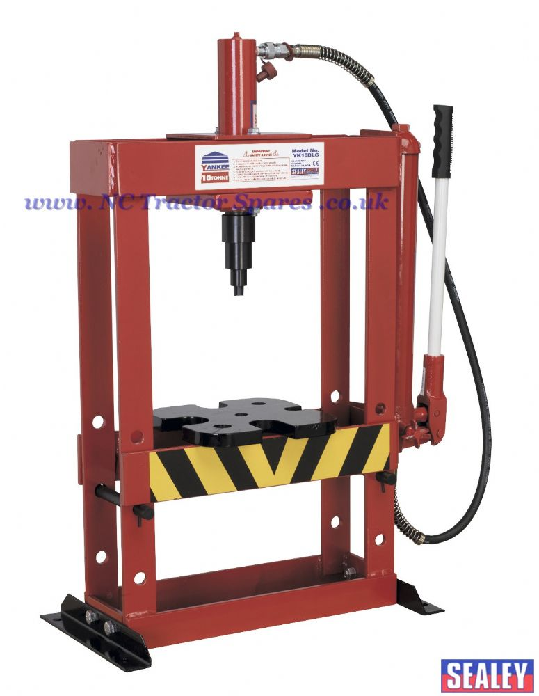 Hydraulic Press 10tonne Bench Type without Gauge